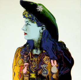 Brauer Museum of Art is hosting an exhibit of Andy Warhol screenprints April 15-May 10. (Brauer Museum of Art, Handout)