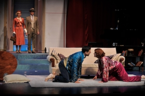 See what happens in 'Private Lives' at Memorial Opera House