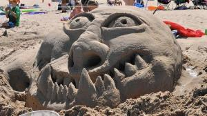 Bring your shovel and bucket to the 18th annual Indiana Dunes State Park sculpture contest.