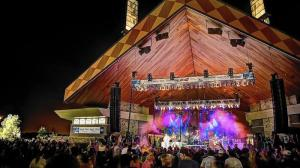 With a large variety of musical talent, the Hammond Festival of the Lakes is guaranteed to please all musical tastes. (Festival of the Lakes, Handout)