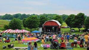 The family-friendly Lightning Bug music Festival will take place at Sunset Hill Farm County Park. (Lightning Bug Music Festival, Handout)