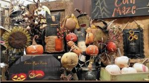 At the Harvest Gathering at Fawn Run Farm Primitives, guests can shop for fall-themed home decorations. (Fawn Run Farm Primitives / Handout)