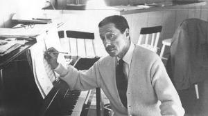 "On Sept. 12, Northwest Indiana Concert Association will be showing an off-Broadway show detailing the life and work of composer Harold Arlen, famous for writing songs like ""Somewhere over the Rainbow."" (Northwest Indiana Concert Association / Handout)"